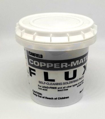 Canfield Copper Mate Paste Flux