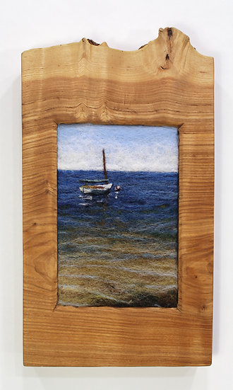 Sailboat in the Shallows
