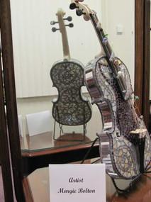 Violin Mosaic Project
