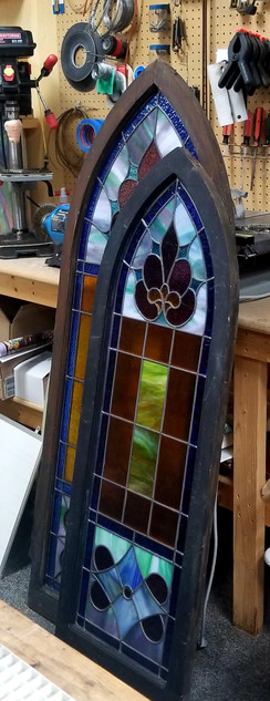 Stained Glass Project