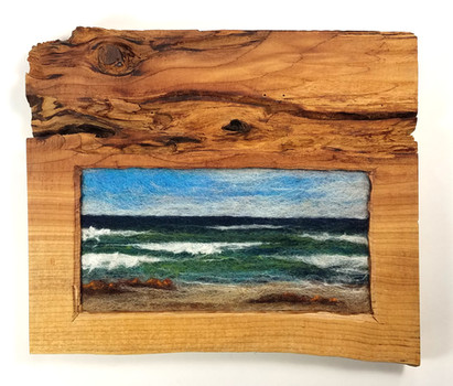Waves in Split Knotty Cedar