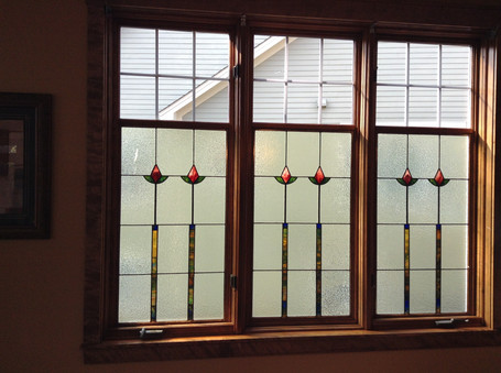 Craftsman Window Sashes