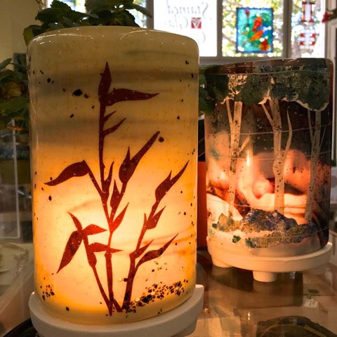 Silhouette Mood Lamps with Julie Orchard