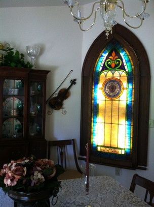 Onstad Stained Glass project