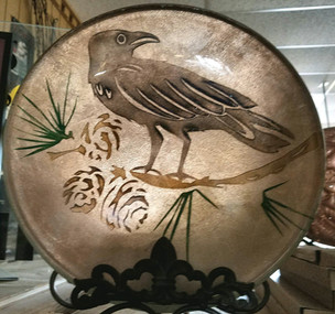 Crow Glass Project