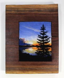 Spruce Lake at Sunset
