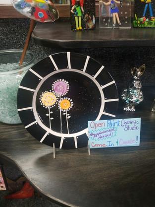 Ceramics Project - Plate