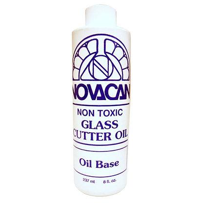 Novacan Glass Cutter Oil - 8 oz.