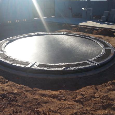 In Ground Trampoline Gilbert AZ
