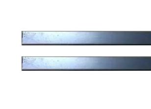 Wood File Cabinet File Rails (Plain File Bars) (2-pack)