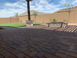 Paver Patio Seating area Gilbert AZ.jpg