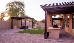 BBQ Seating Area Goodyear AZ