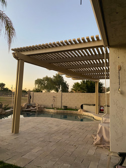 Pergola Shade Structure The Meadows Peor
