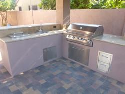 Outdoor Kitchen BBQ Scottsdale AZ