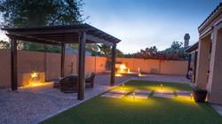 Pergola Shade Structure Sun Lakes AZ