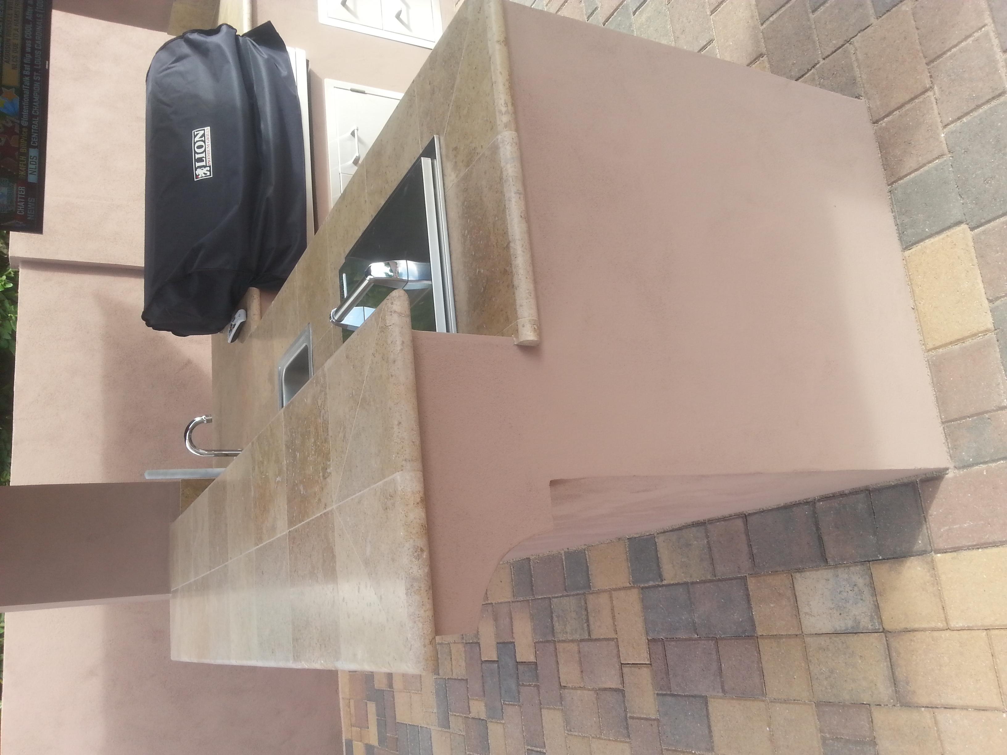 Outdoor Kitchen BBQ Chandler AZ