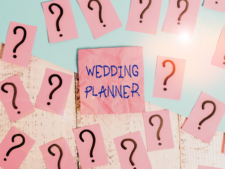 ARE WEDDING PLANNERS WORTH IT?