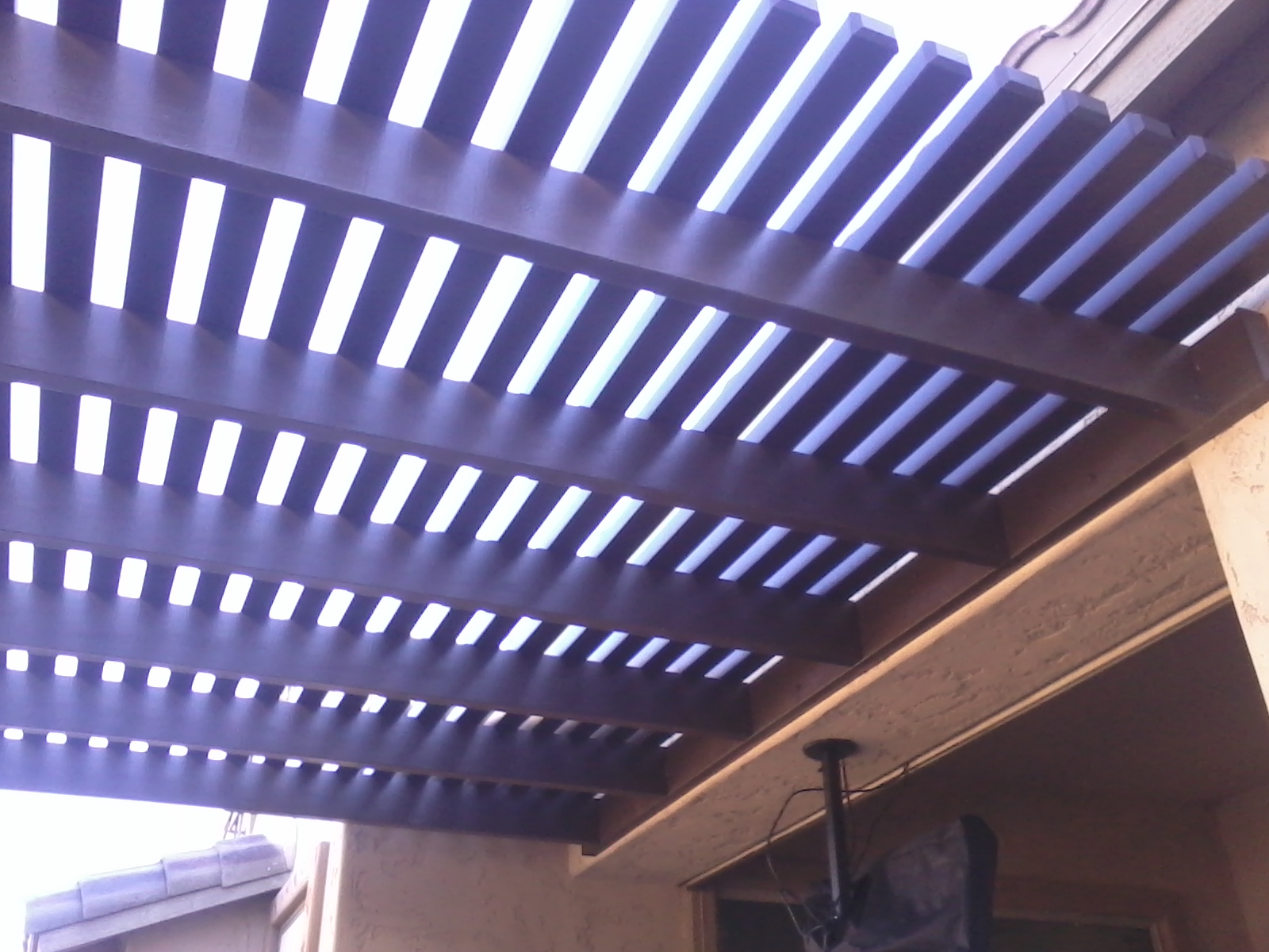 Pergola Shade Structure House Goodyear A
