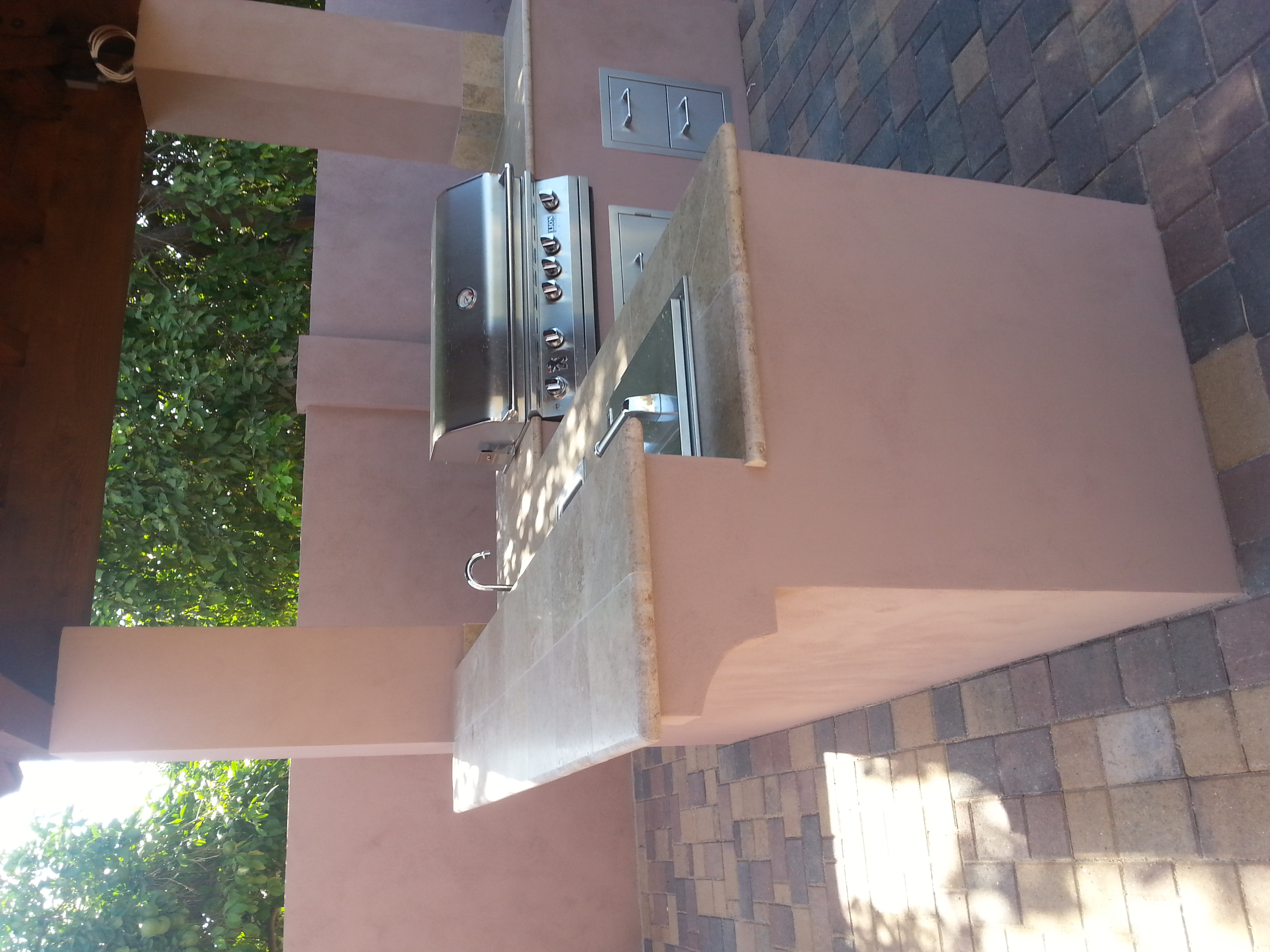 Outdoor Kitchen North Scottsdale AZ