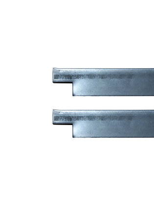 Universal File Bar (Custom Sizing) with Clips (2-pack)