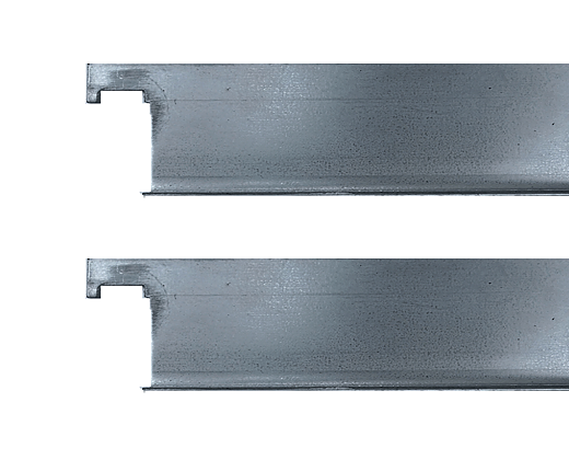 HON Old Style Compatible File Bar (2-pack)