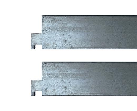 Shaw Walker File Cabinet Compatible File Bar (2-pack)