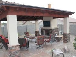 Ramada Shade Structure Glendale AZ