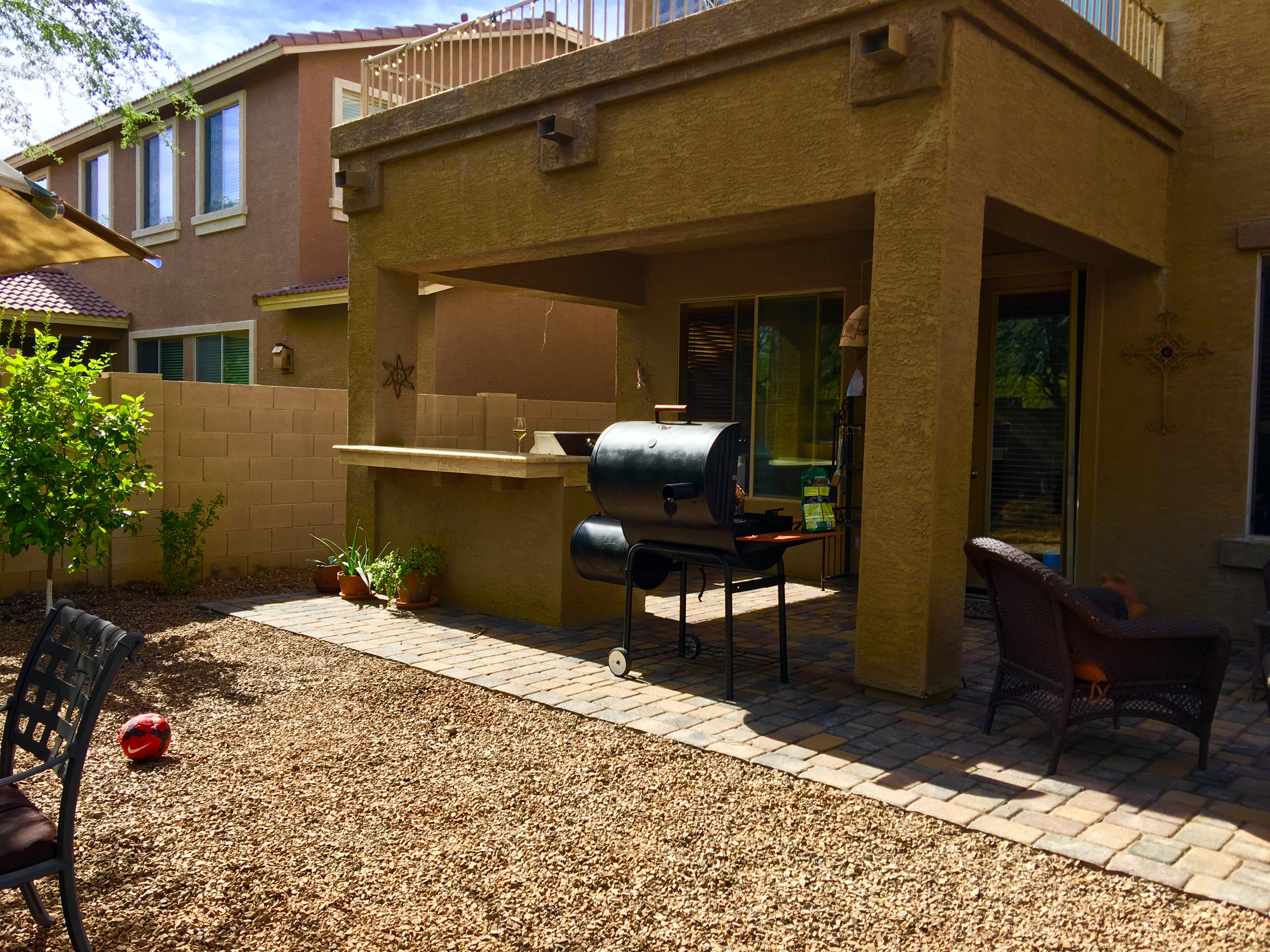 Covered Patio Structure Anthem AZ
