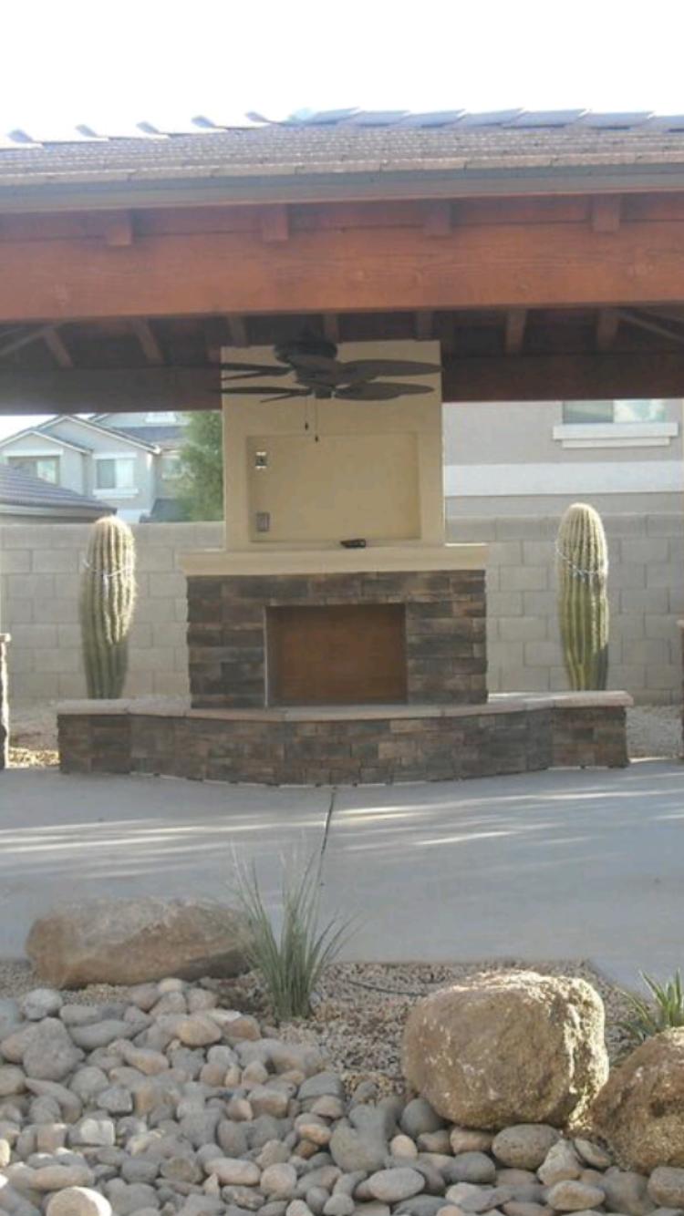 Ramada Shade Structure Phoenix AZ