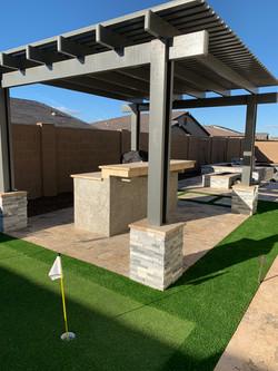 Pergola Shade Structure Cover Sun City W