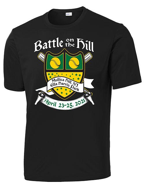 Battle on the Hill Softball T-shirt