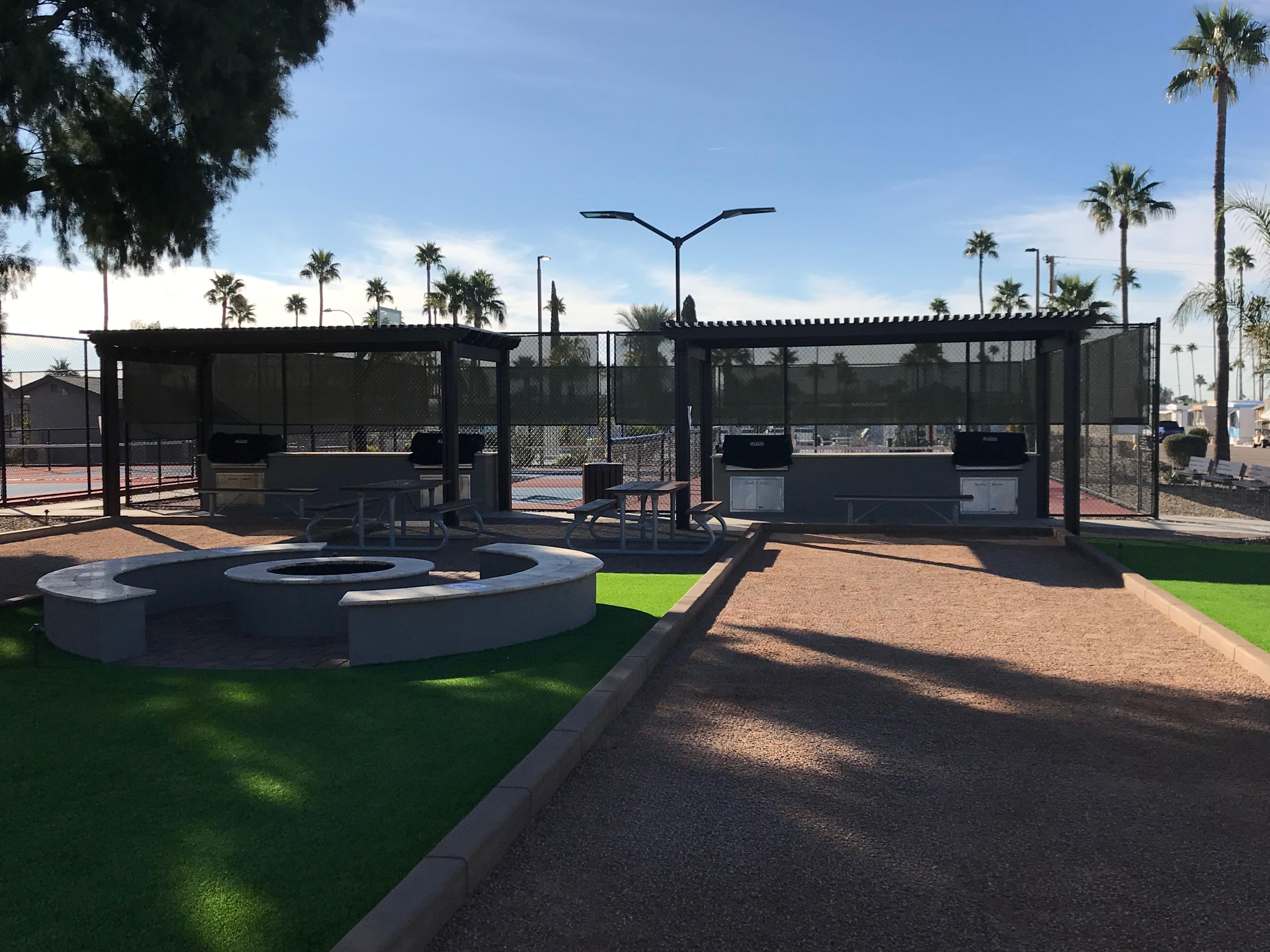 Pergola Shade Structure Park Mesa AZ
