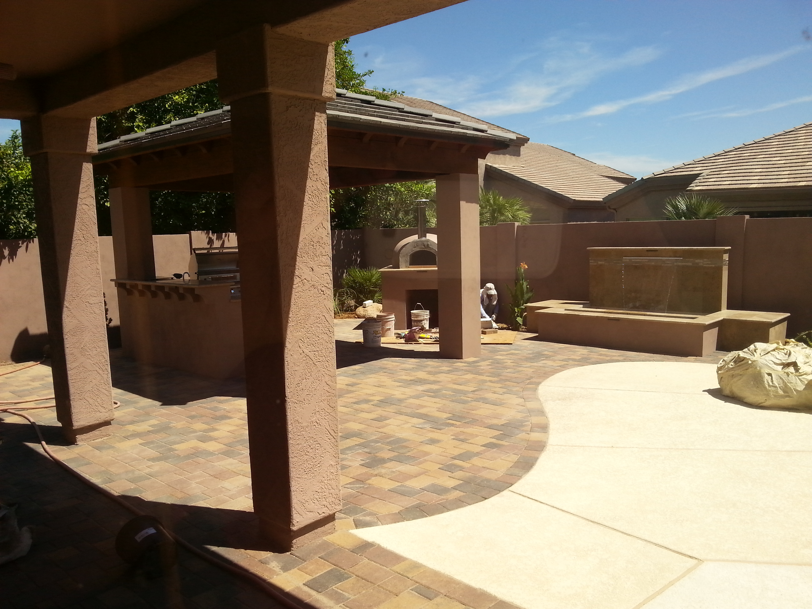 Ramada Shade Structure Mesa AZ