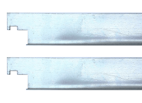 Allsteel Old Style Compatible Lateral File Bars (2-pack)