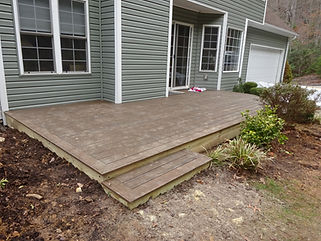 Siding Professionals In Asheville, NC | New Deck Installation