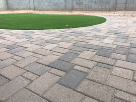 Paver Patio Seating Fountain Hills AZ.jp