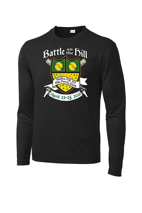 Battle on the Hill Softball Long Sleeve