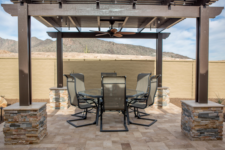 Pergola Shade Structure Scottsdale AZ