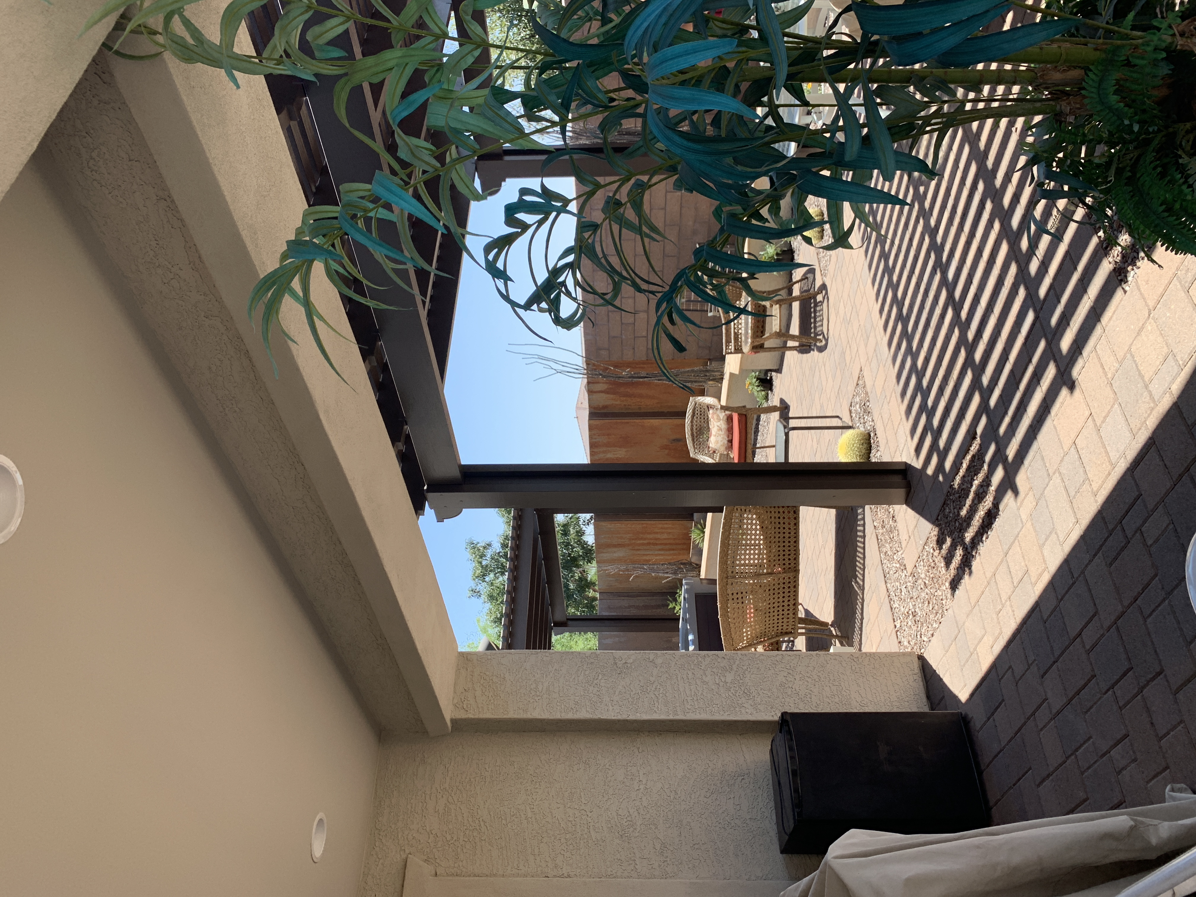 Pergola Shade Structure Fort Mohave AZ