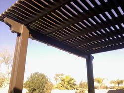 Pergola Shade Structure Laveen
