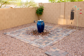 Paver Patio Fountain Scottsdale AZ.jpg
