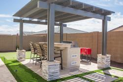Pergola Shade Structure Glendale AZ