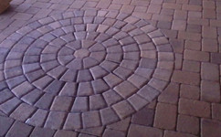 Paver Patio Seating area Fort Mohave AZ.