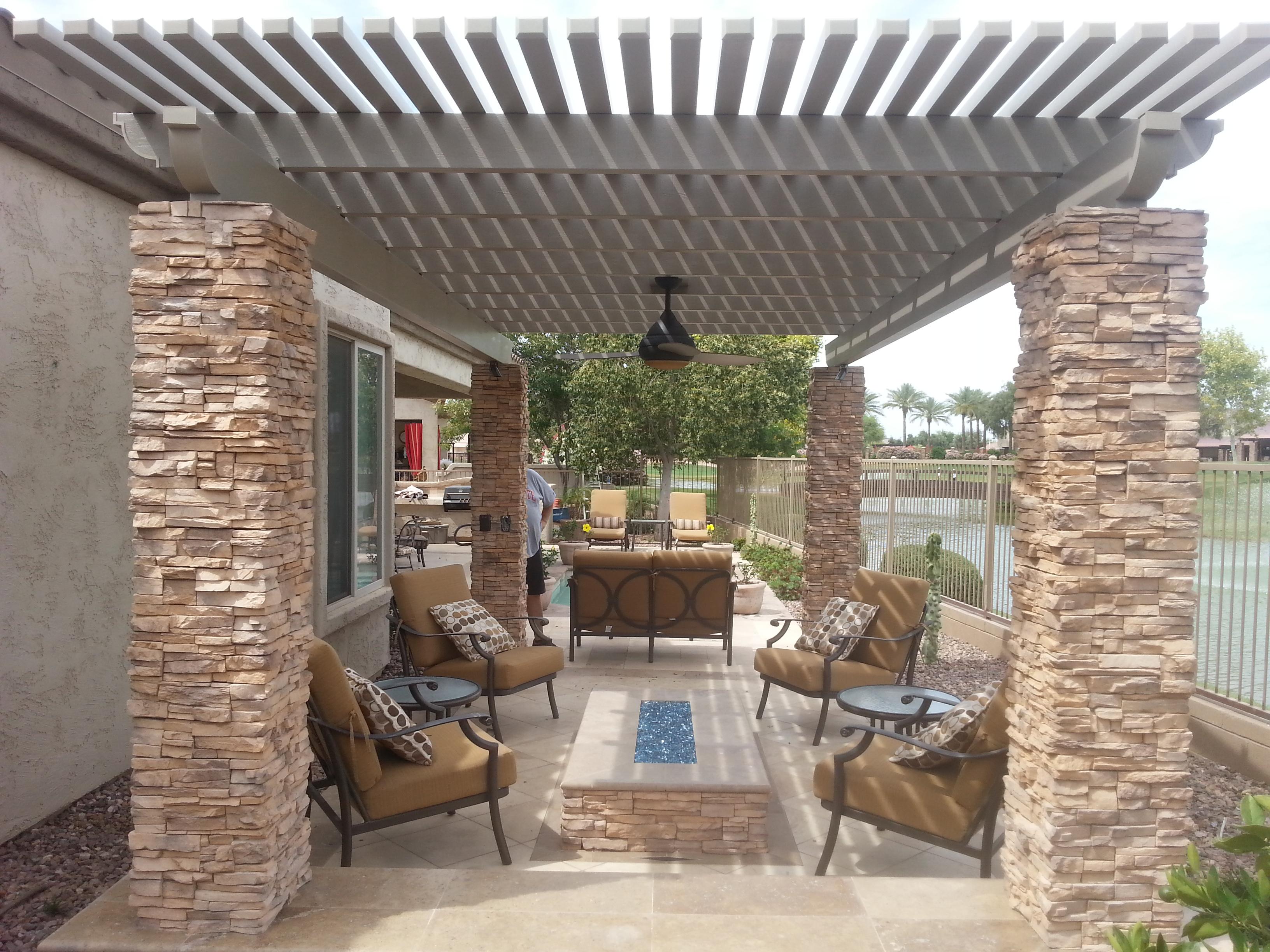 Pergola Shade Structure Chandler AZ
