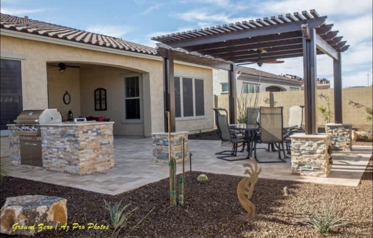 Pergola Shade Cover Sun City West AZ