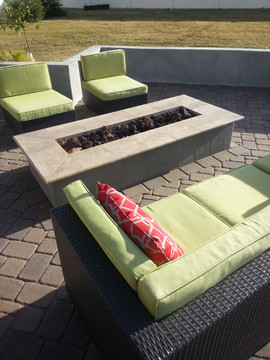 Paver Patio Seating area Scottsdale AZ.j