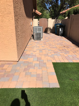 Paver Patio Seating Scottsdale AZ.JPG