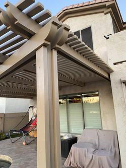 Pergola Shade Structure Arcadia AZ