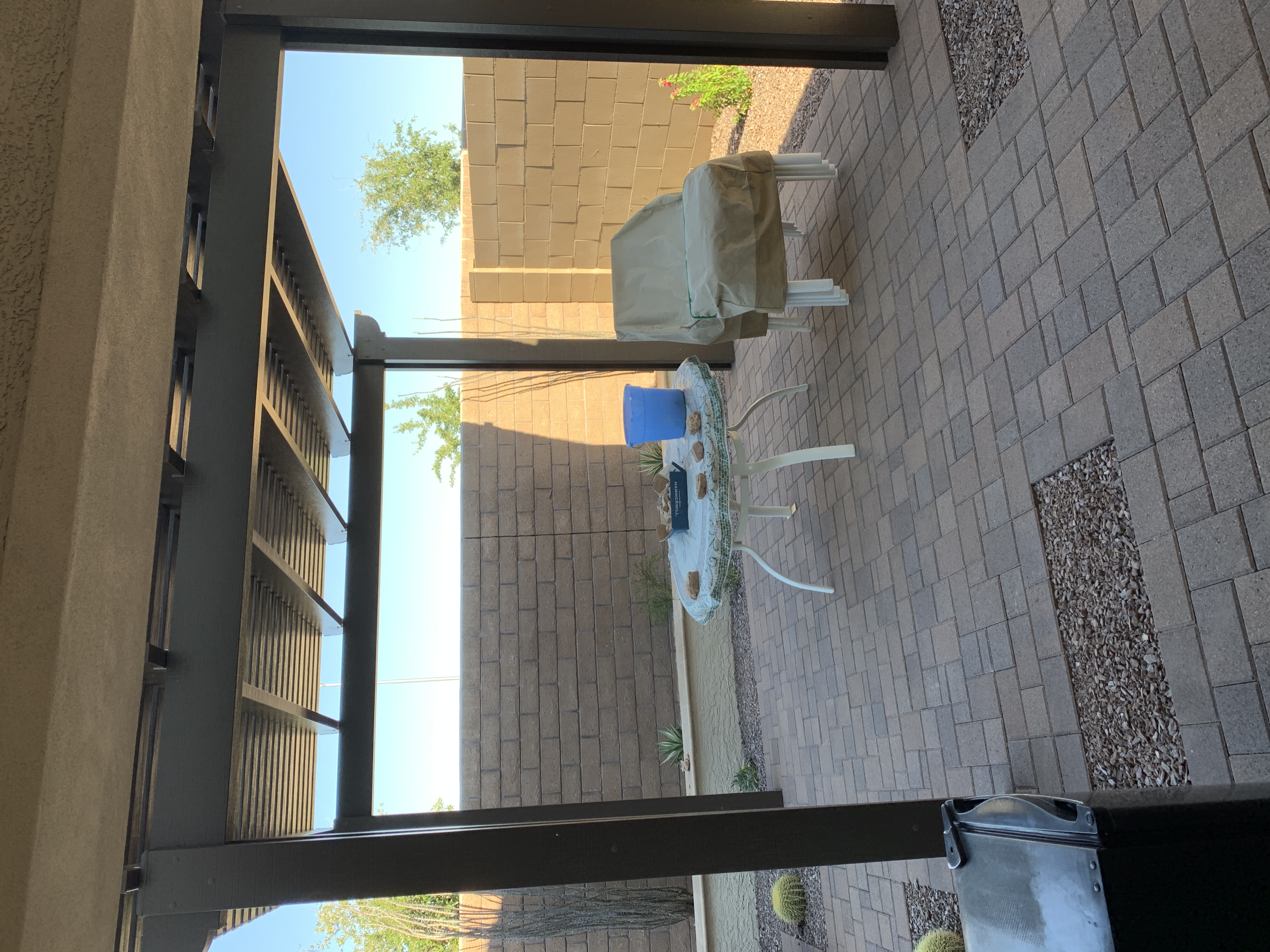Pergola Shade Structure Cover Peoria AZ.