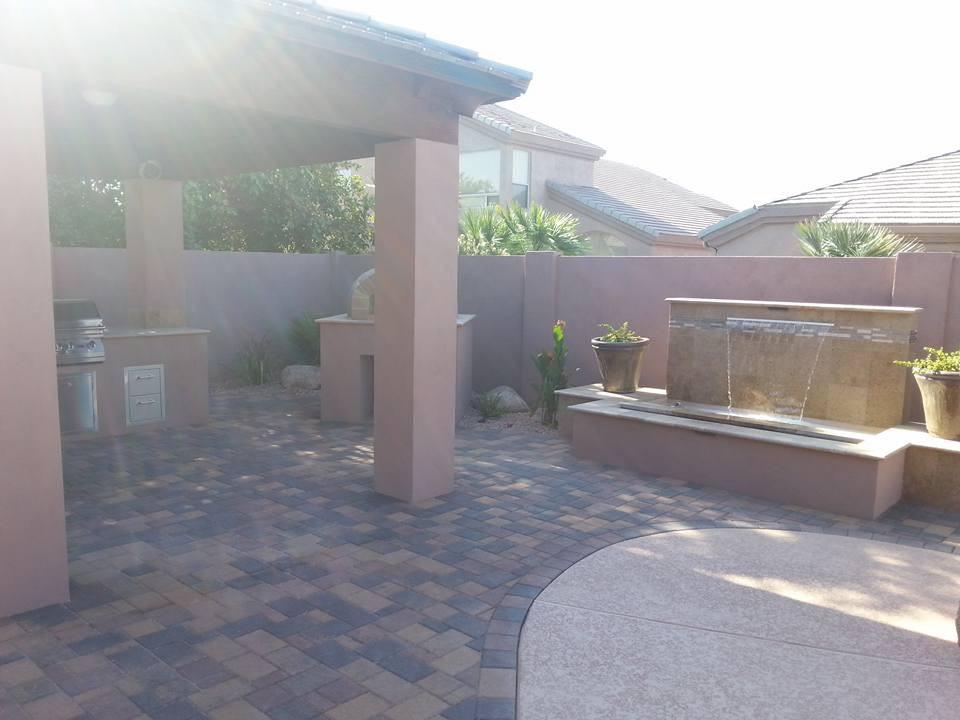 Ramada Outdoor Kitchen Scottsdale AZ